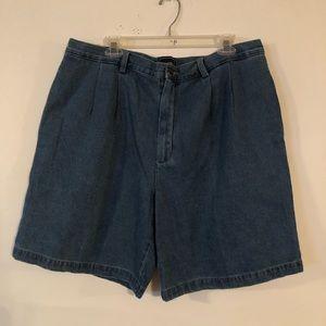 Saddlebred Men's Denim Shorts Size 40 W NWT